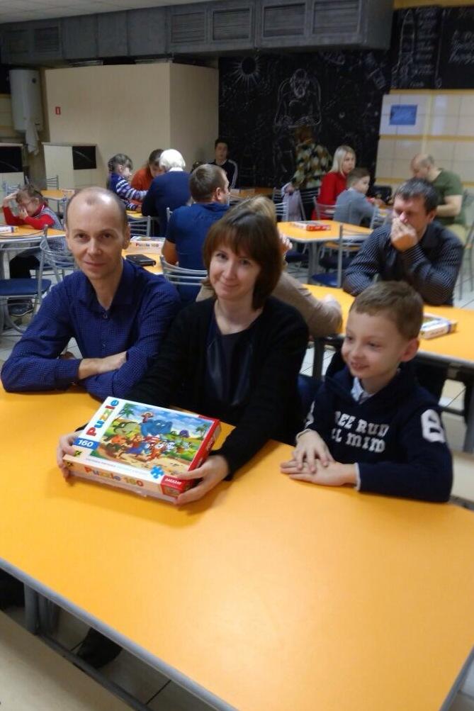 марафон семейных команд первомайского района города кирова